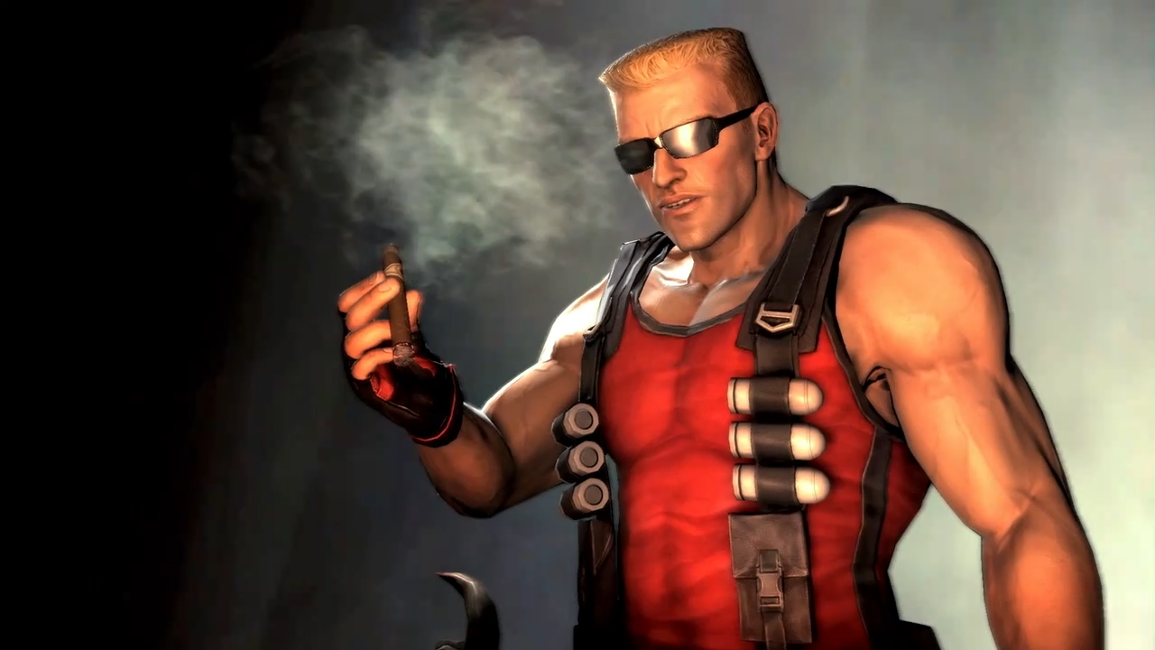 Ganador del Concurso Duke Nukem Forever [Lucky son of a bitch]